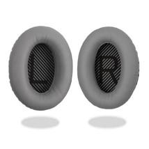 GREY Leather Ear Cushion Kit for Bose Around-Ear 2 / AE2 Headphones EarPads - $15.87