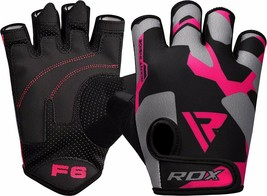 RDX Gym Weight Lifting Gloves Women Workout Fitness Ladies Bodybuilding - $19.05+