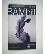 2013 Wave Festival BAMbill Nutcracker King Lear Frank Langella Ancient M... - $29.69