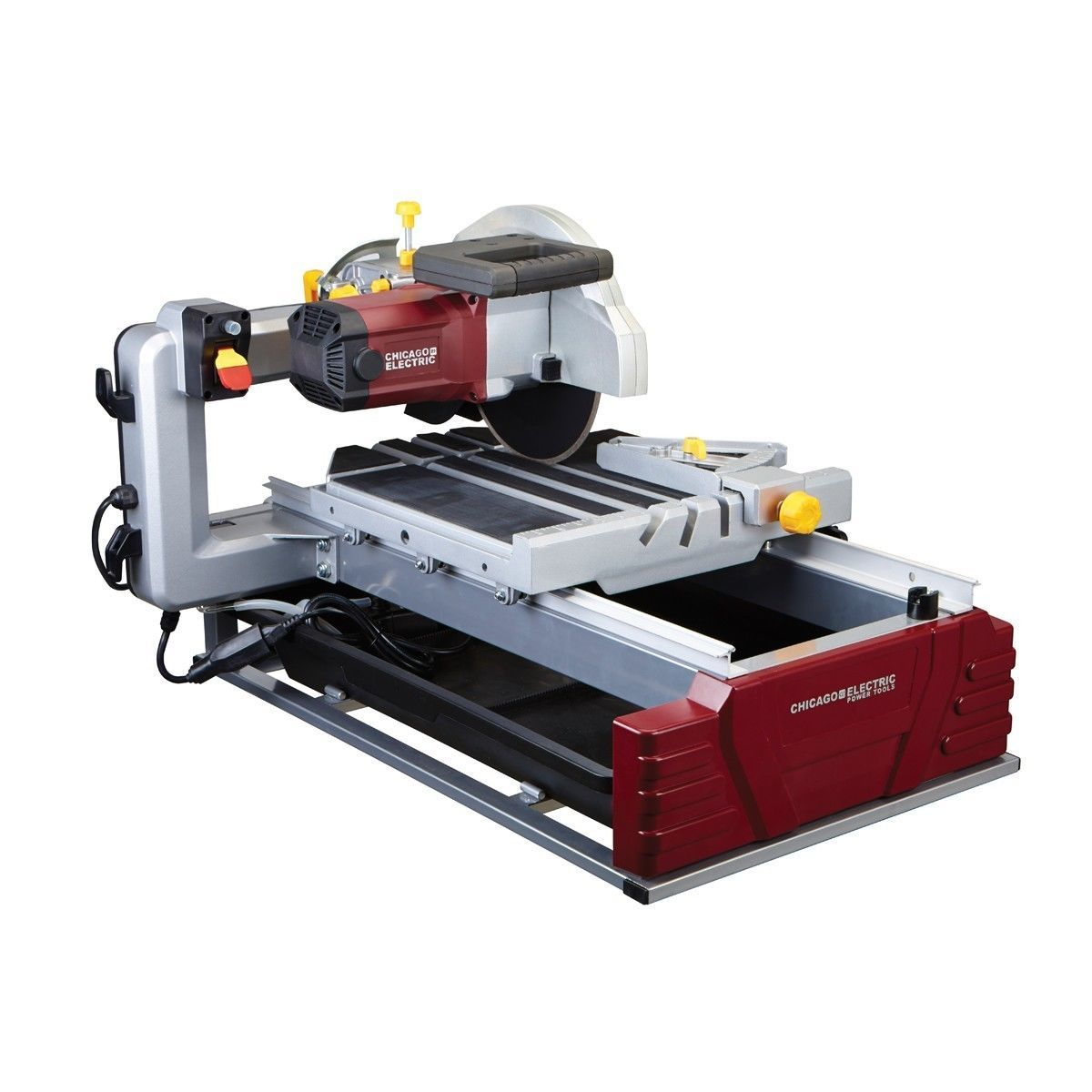 Primary image for Chicago Electric 10 in. 2.5 HP Tile/Brick Saw