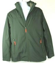 TIMBERLAND A1Y3U-U31 MEN'S 3-IN-1 GREEN WATERPROOF HOODED JACKET Size M - $86.99