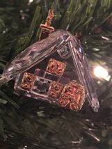 Swarovski Christmas Memories Gingerbread House Ornament NIB - $51.95