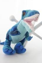 "Dinosaur Blue Raptor Plush Stuffed Animal Toy Doll 14"" - $12.86"