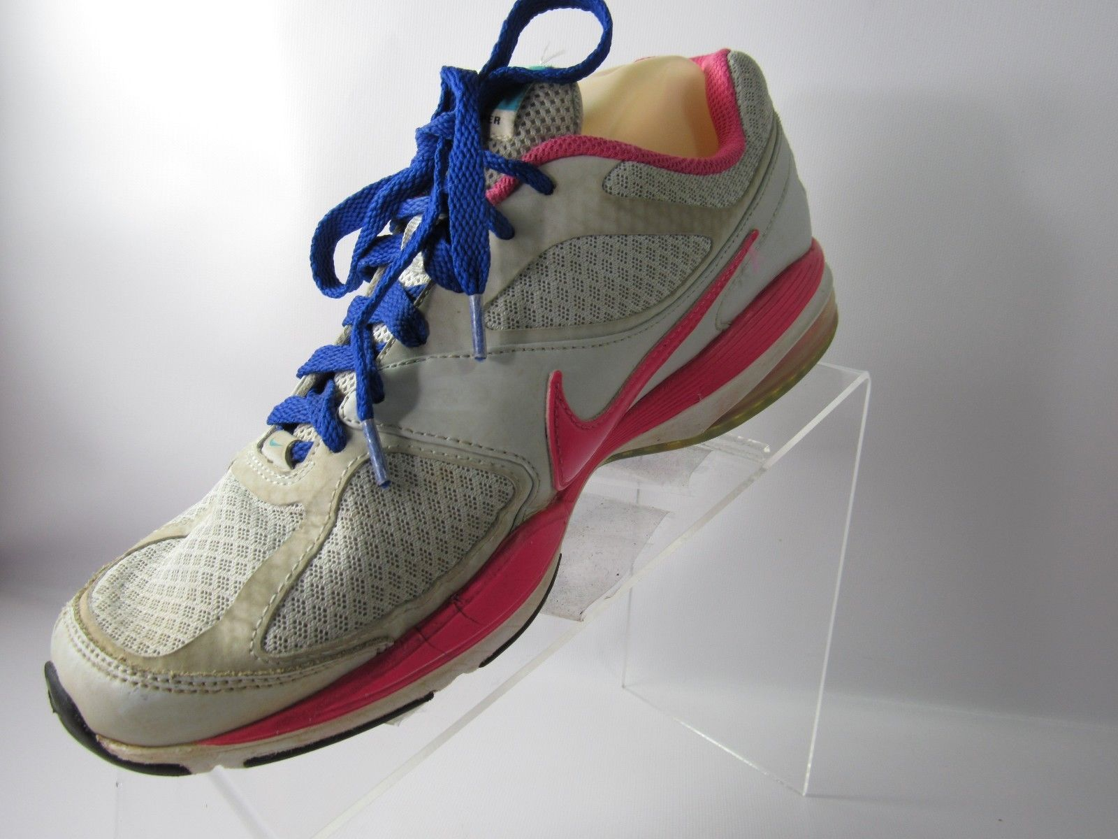 f913734a2f3 ... Nike Air Max Prosper 508637-064 Size 9M Pink blue Gray Running Shoes  For Women ...