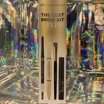 NEW IN BOX Billion Dollar Brows The Best Brows Ever! Kit 4pcs Gel Pencil Conceal image 6