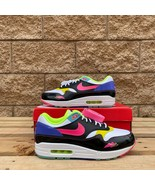 Nike Air Max 1 Hyper Pink MEN'S CLASSIC MULTI-COLOR ATHLETIC SNEAKER CZ7... - $125.00