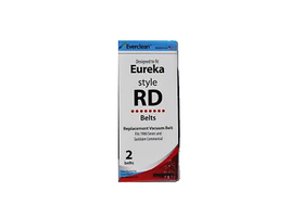 Eureka Sanitaire Cleaner RD Round Heavy Duty Belts 52100 30563 USA! [2 Belts] - $5.44
