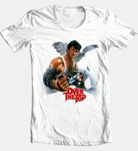 Over The Top T-shirt retro 80s classic movie cotton graphic tee Free Shipping image 2