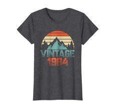 Brother Shirts - Vintage 1964 Shirt 54th Birthday Gifts 54 Years Old Awesomne Wo - $19.95+