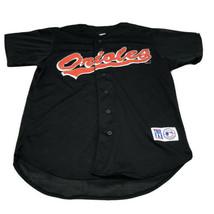 Vintage Original Orioles Cal Ripken Jr Jersey Sz M Baltimore Orioles 1988 - $45.82