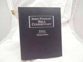Jimmy Swaggart Bible Commentary: Romans: Volume Twelve - $21.11