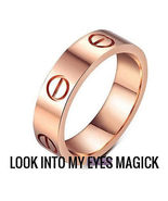 LOOK INTO MY EYES & INSTANTLY FALL AT MY FEET OBEY ME & PLEASE ME AMULET - $118.00