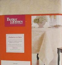 Better Homes and Gardens Medallion Damask Cream Mist 52x70 tablecloth - €14,44 EUR