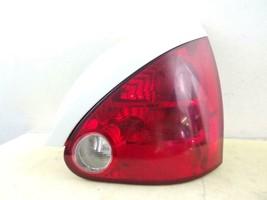 2004 2005 2006 2007 2008 Nissan Maxima Passenger Rh Tail Light W/ White Trim Oem - $72.75