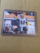2008 Upper Deck Tom Brady New England Patriots NFL Trading Card - $4.94