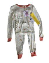 Jessica Simpson girls size for two piece pajama set super soft - $15.83