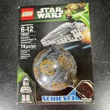 LEGO Star Wars 75007 Planet Series 3 Republic Assault Ship Coruscant Box... - $39.95
