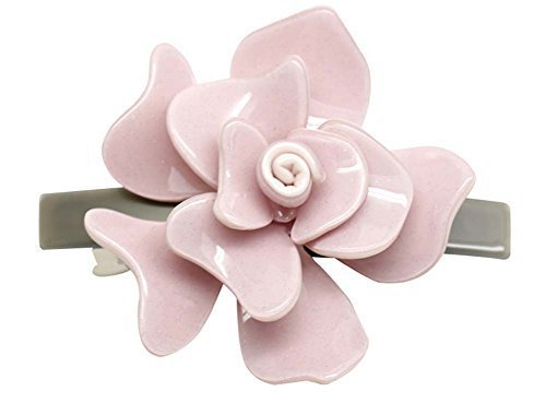 Acrylic Hair Ornaments Hairpin Head Hair Clip Snap Clips Flower Hair Pins
