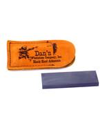 Dan's Whetstone Black Hard Arkansas Ultra Fine Knife Sharpening Stone BA... - $32.99