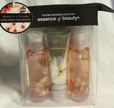 Essence of Beauty, The Fine Fragrance Collection, Vanilla Whisper, Body ... - $11.74