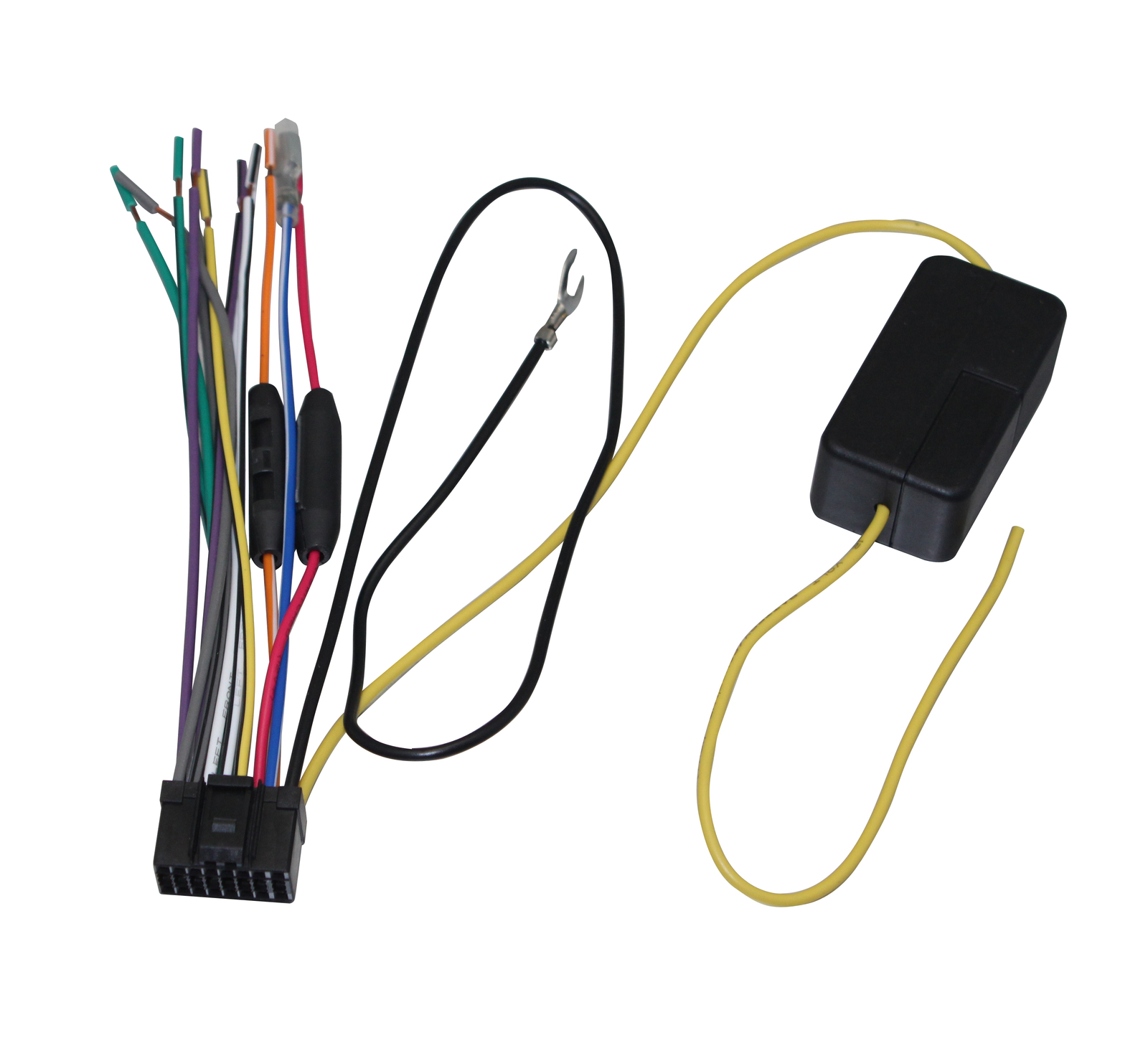 pioneer p1400dvd wiring harness aps wire harness for pioneer deh p8500 mp and 47 similar items  wire harness for pioneer deh p8500 mp