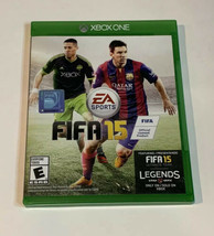 Xbox One FIFA15 Video Game (Microsoft Xbox One, 2014) - $6.34