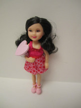 MINT Valentine Chelsea Friend Loose Barbie Sister 2013 Target Exclusive - $8.50