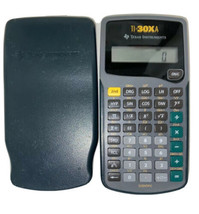 Texas Instruments TI-30Xa Scientific Calculator - With Cover Working - $7.87