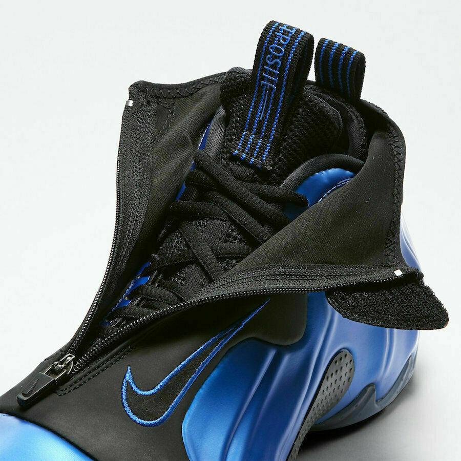 NEW Sizes 8-13 Nike Air Flightposite Foam Blue Black AO9378-500 Mens Shoes NIB