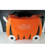 Melissa & Doug Trunki Tipu Tiger Kids Ride-On Suitcase Carry-On Luggage ... - $22.76