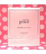 Philosophy AMAZING GRACE FINE PERFUME 1.7OZ SIZE! *PERFECT COND. BOX- NO... - $60.23
