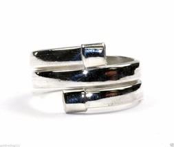 Vintage Spiral Design Band Ring 925 Sterling Rg 1915 - $16.99