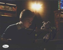 Jamie Bell The Adventures of Tintin Signed 8x10 Photo Certified Authentic JSA CO - $128.69