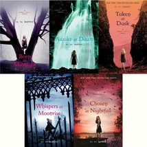 SHADOW FALLS Young Adult Series by Lili St Crow PAPERBACK Collection Boo... - $49.99