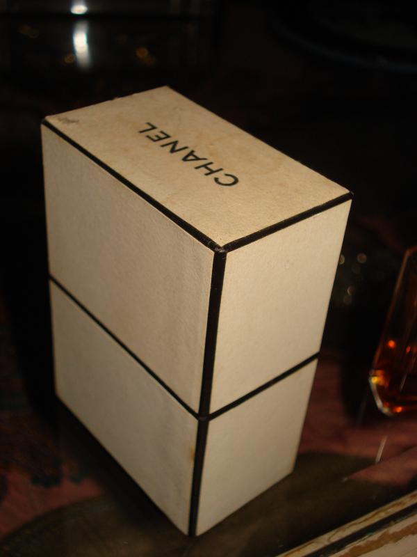 VINTAGE CHANEL NO. 5 T.P.M. EXTRAIT FRANCE PERFUME PARFUM BOTTLE in BOX