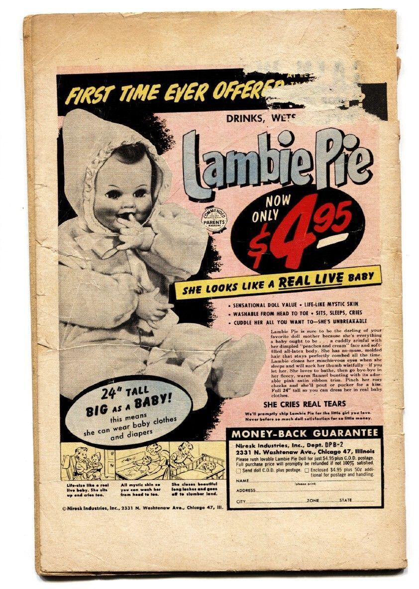 Millie the Model #94 1960-Marvel--GGA-paper dolls