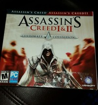Assassin's Creed I & II: Ultimate Collection (PC, 2011) - $9.68