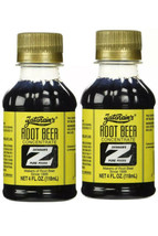 Zatarain's Root Beer Extract Concentrate 4 Oz Bottles Pack of 2 bottles - $13.95