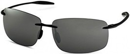 Black Frame/Silver Flash Mirror Lens Stylle Sunglasses - $12.23