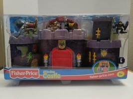 **NEW** Vintage 2000 Fisher Price All-In-One Castle   - $118.80