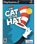 Dr. Seuss' The Cat in the Hat - Playstation 2 PS2 Game - $9.50