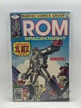 Rom #1 Bronze Age Whitman Variant First App Marvel Key 1979 - $49.50