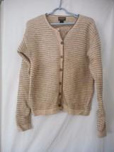Size S Vintage Woolrich Women's 100% wool Cardigan Sweater   - $52.52 CAD