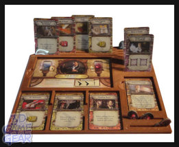 Elder Sign 3D Printed Player Dashboard Set of 2 Custom Accessory  - $25.00