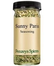 Sunny Paris Seasoning By Penzeys Spices .6 oz 1/2 cup jar - £27.82 GBP