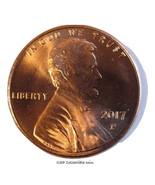 2017 P Lincoln Shield Cent BU - $0.99