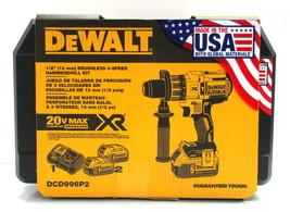 Dewalt Cordless Hand Tools Dcd996p2 - $249.00