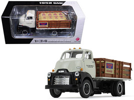 1952 GMC COE Stake Truck with Sack Load K & B Potato Farms Inc. 1/34 Di... - $77.86