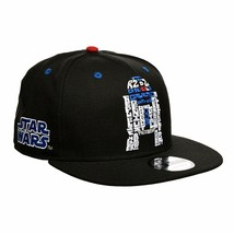 New Era R2D2 Word Snapback Cap 9fifty Special Limited Edition Star Wars ... - $46.71