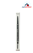 NYX PROFESSIONAL MAKEUP Micro Brow Pencil, Eyebrow Pencil, Taupe - $19.99